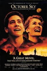 October Sky Movie Poster