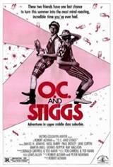 O.C. and Stiggs Movie Poster