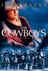 The Cowboys (1972) Movie Poster