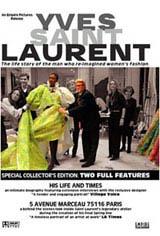 Yves Saint Laurent 5 avenue Marceau 75116 Paris Movie Poster