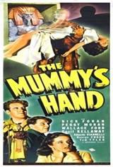 The Mummy's Hand Movie Poster