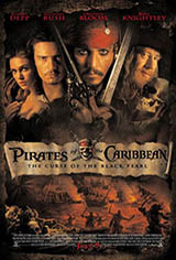 Pirates of the Caribbean: The Curse of the Black Pearl Movie Poster