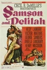 Samson and Delilah (1949) Movie Poster