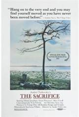 The Sacrifice Movie Poster