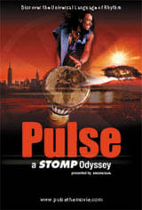 Pulse: A Stomp Odyssey Movie Poster