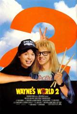Wayne's World 2 Movie Poster