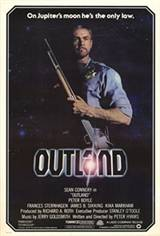 Outland (1981) Movie Poster
