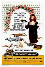Bloody Mama Movie Poster