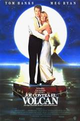 Joe Versus the Volcano Movie Poster