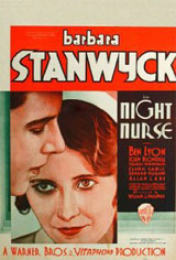 Night Nurse (1931) Movie Poster
