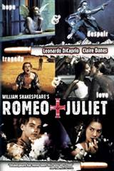 Romeo + Juliet Movie Poster
