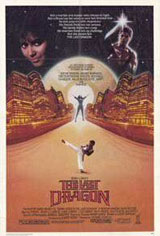 The Last Dragon Movie Poster