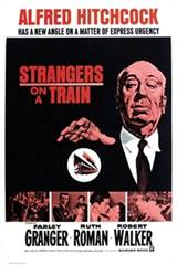 Strangers on a Train Movie Poster