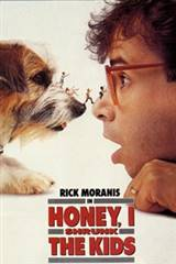 Honey I Shrunk the Kids Movie Poster
