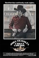 Urban Cowboy Movie Poster