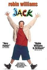 Jack (1996) Movie Poster