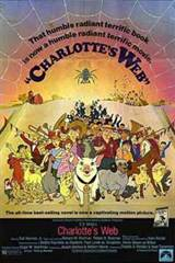 Charlotte's Web (1973) Movie Poster