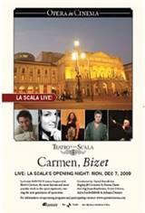 La Scala Opera Series: Carmen Movie Poster