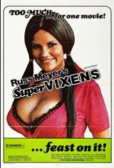 Supervixens Movie Poster
