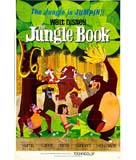 The Jungle Book (1967) Movie Poster