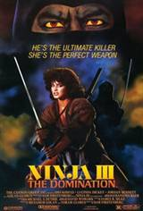 Ninja III: The Domination Movie Poster