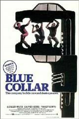 Blue Collar Movie Poster