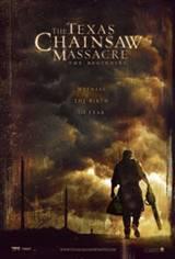 Texas Chainsaw Massacre: The Beginning Movie Poster