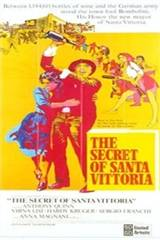 The Secret of Santa Vittoria (1698) Movie Poster