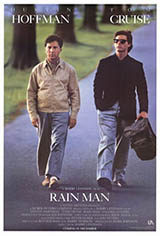 Rain Man Movie Poster