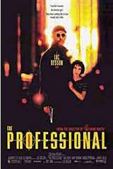 The Professional Movie Poster