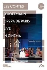 Opera National de Paris: Les Contes d'Hoffmann Movie Poster