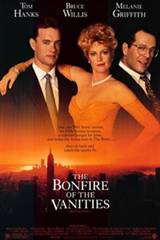The Bonfire of the Vanities Movie Poster