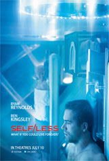 Self/less Movie Poster