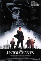 The Untouchables Movie Poster