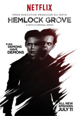 Hemlock Grove Movie Poster