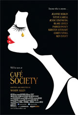 Café Society Movie Poster