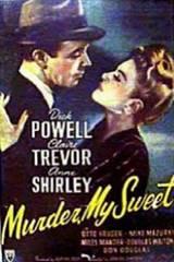 Murder, My Sweet Movie Poster