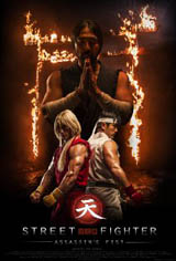 Street Fighter - Assassin's Fist: Season 1 Movie Poster