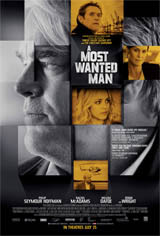 A Most Wanted Man Movie Poster