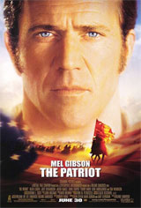 The Patriot Movie Poster