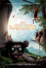 Island of Lemurs: Madagascar Movie Poster