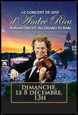 André Rieu : Le concert à Maastricht 2013 Movie Poster