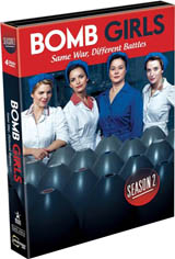Bomb Girls Season Two Movie Poster