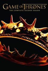 Game of Thrones: The Complete Second Season Movie Poster