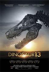 Dinosaur 13 Movie Poster