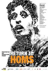 The Return to Homs Movie Poster