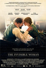 The Invisible Woman (v.o.a.) Movie Poster