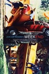 Weekend (1967) Movie Poster