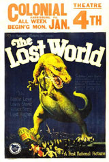 The Lost World (1925) Movie Poster