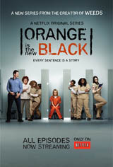 Orange is the New Black: Season One Movie Poster